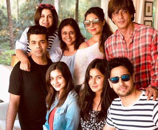 Happy Birthday SRK: Shah Rukh Khan Rings in B'Day in Style at Alibaug; View Photos!