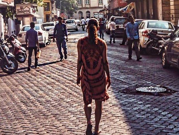 Halle Berrys surprise India visit