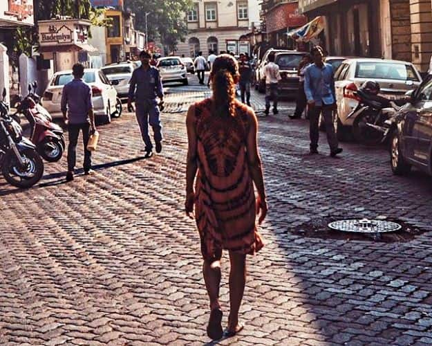 Halle Berry is in Mumbai, and Nobody Noticed