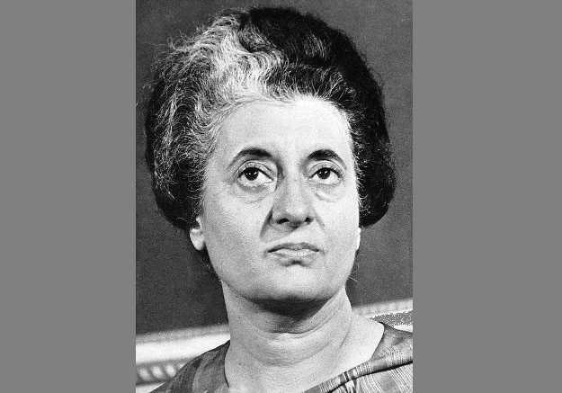Indira Gandhi, Photograph Courtesy: Wikimedia Commons