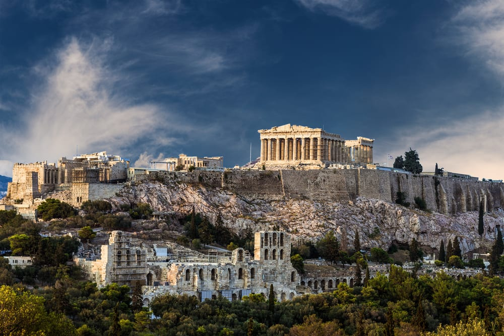 Greece Tourism: 18 Spectacular Pictures of Athens That'll Knock Your Socks Off