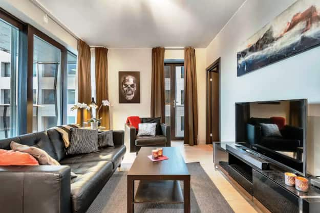 BARCODE- Exclusive apartment near Central St.-Opera