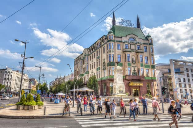 Belgrade Photos A Look Into the Lesser Known Serbian Capital