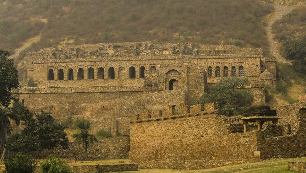 Bhangarh Fort photo 12