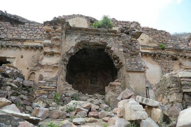 Bhangarh Fort photo 4