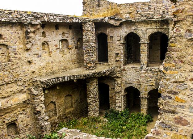 Bhangarh Fort photo 6