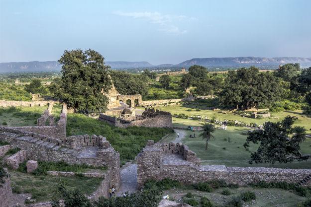 Bhangarh Fort photo 8