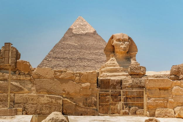 Great Sphinx of Giza photo 10