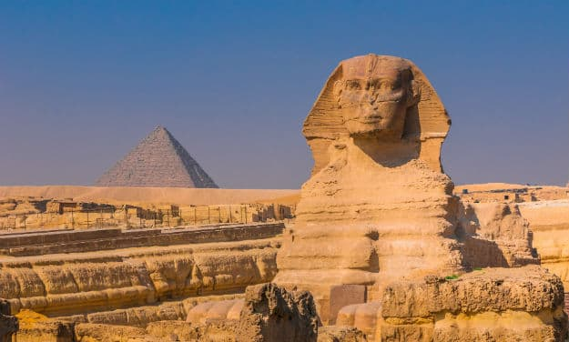 Great Sphinx of Giza photo 12