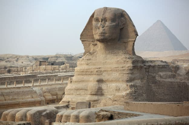 Great Sphinx of Giza photo 3