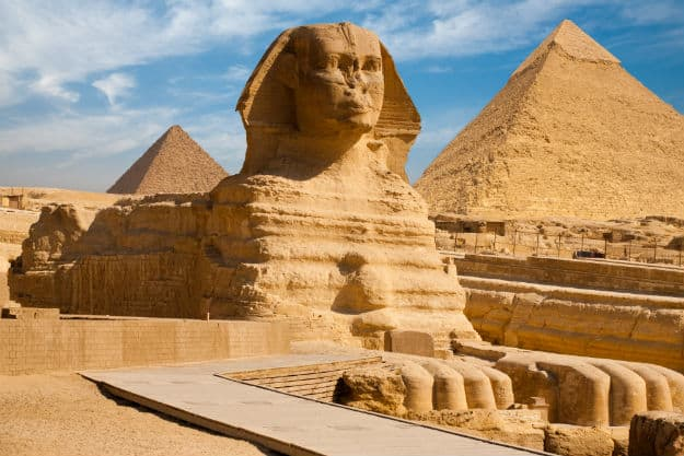 Great Sphinx of Giza photo 6