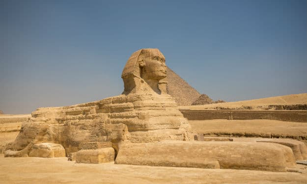 Great Sphinx of Giza photo 9