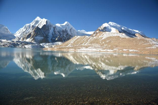 Gurudongmar Lake Sikkim photo 2