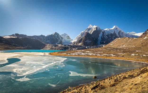 Photos of Gurudongmar Lake and the Stunning Road Leading to It Will Take Your Breath Away