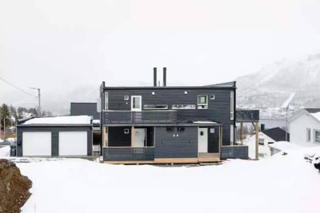 High quality Aurora house