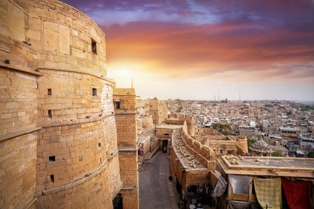 Photos of Jaisalmer: Images of Rajasthan's Golden City like Never Seen Before