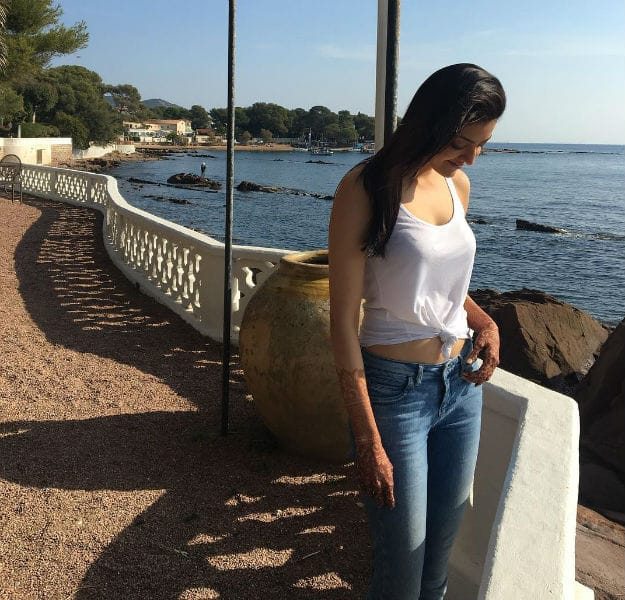 Gorgeous Actress Kajal Aggarwal is Living it Up on Her French Vacation! VIEW PICS