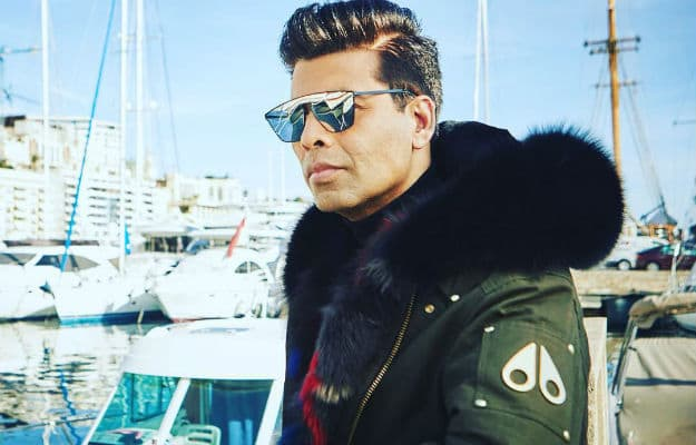 Karan Johar in Monaco: Instagram