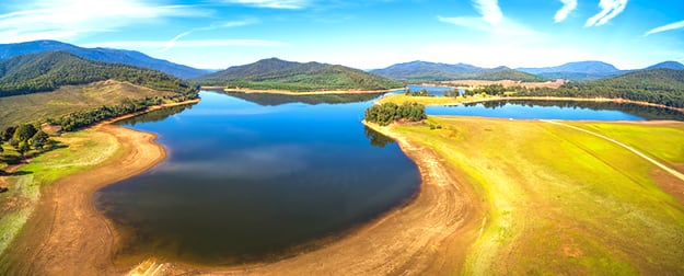 Lake Buffalo - Victoria