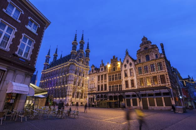 Best Places to Visit in Flanders, Belgium for Christmas 2017