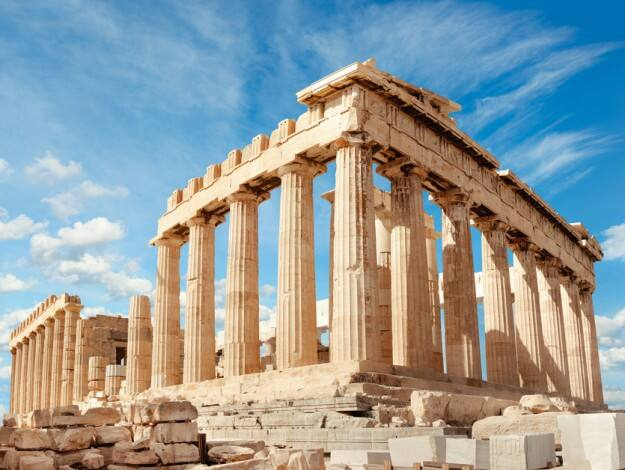 images of the acropolis in athens