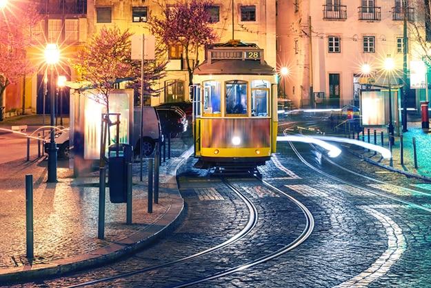 Portugal - tram