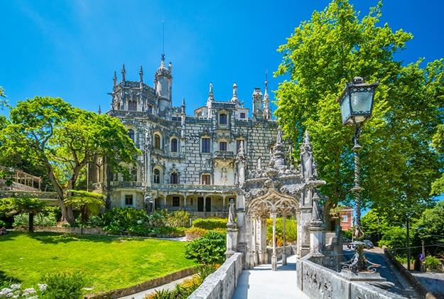 Quinta da Regaleria - Sintra - Portugal