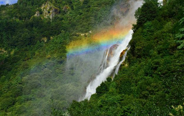 Nuarang Falls - Tawang