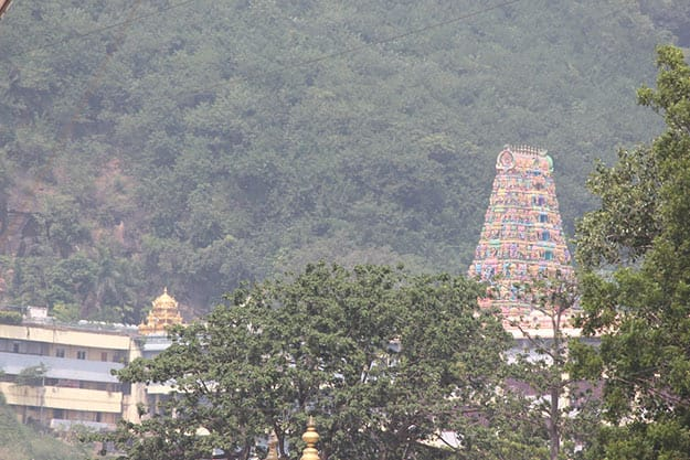 Temple in Vijayawada