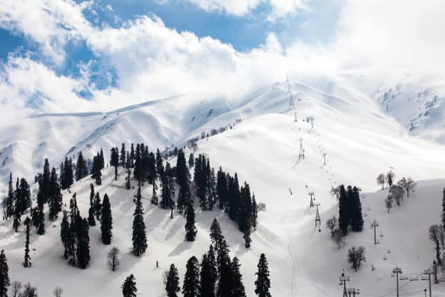 This Kashmir Ski Trip Video Will Make You Want to Hit the Snow NOW!