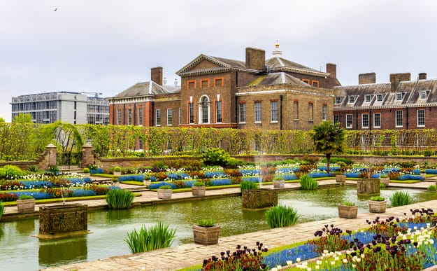 Photos of Kensington Palace: Home of Newly Engaged Prince Harry