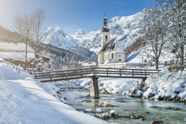 Winter - Europe - Germany