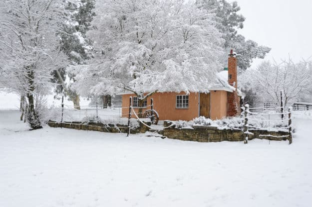 Winter - south africa