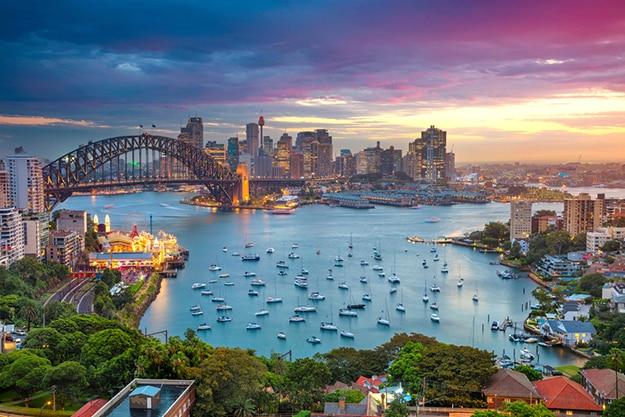 Australia landscape photo 2