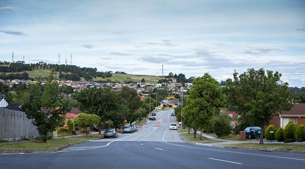 Australia suburbs photo