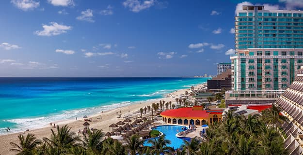 Bahamas photo 5 Cancun resort