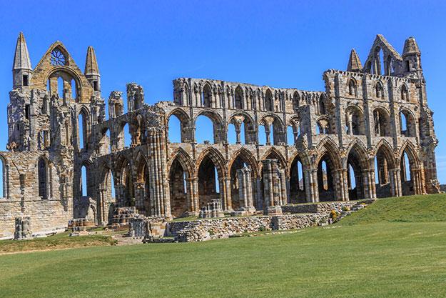Benedictine monastery England photo