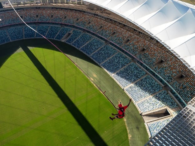 Big Rush Big Swing, Photograph Courtesy: South African Tourism