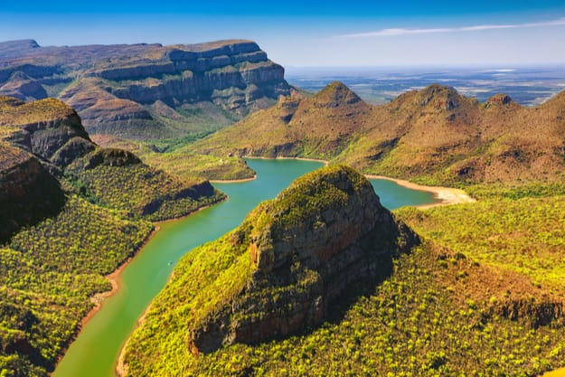 Photos Of Blyde River Canyon In South Africa Worlds Third - What is the third largest river in the world