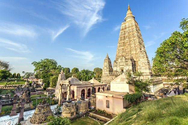 Photos of Bodh Gaya: These Images of Bihar's Prime Pilgrim Spot Will Tempt You Visit It This Winter