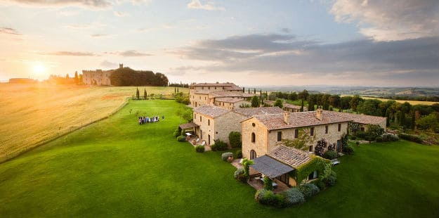 Borgo Finocchieto: Stunning Tuscan Villa Where Virat Kohli and Anushka Sharma Got Married