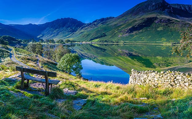 Buttermere Engand photo