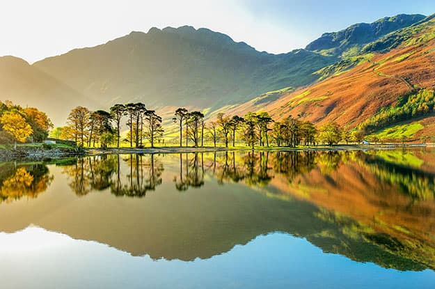 Buttermere early morning England