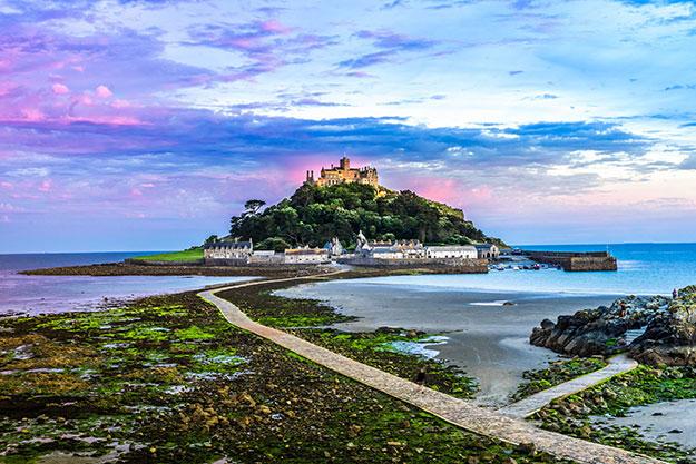 Cornwall photo England