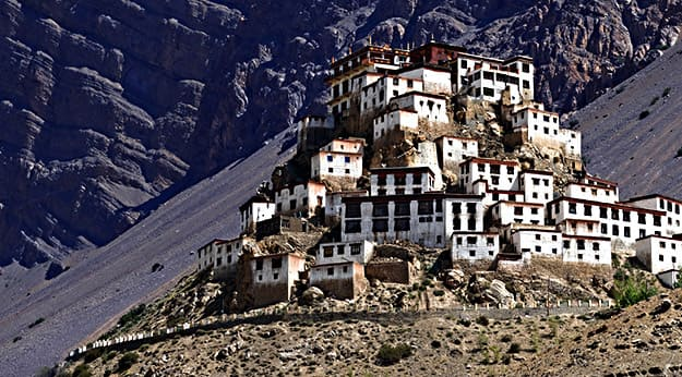 Dhankar gompa photo
