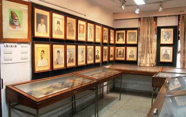 Inside the Ghalib Museum, Photograph Courtesy: Nomu420/Wikimedia Commons