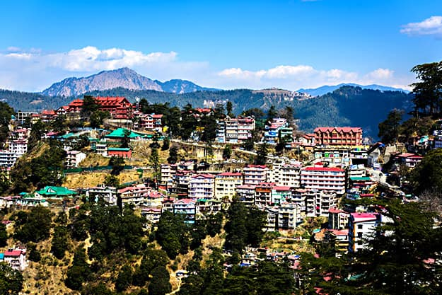 Himachal Pradesh photo Shimla