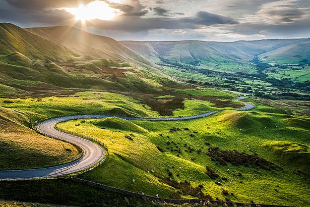 Hope Valley England photo