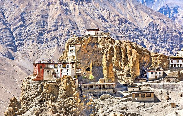 Kaza monastery photo