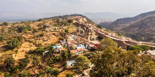Kumbhalgarh Fort photo 4